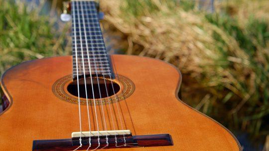 Les secrets d'un bon cordage de guitare
