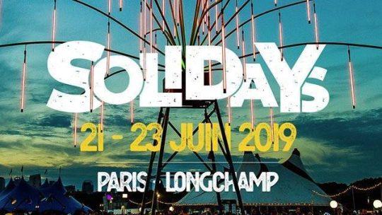 Les Solidays : du 21 au 23 Juin 2021
