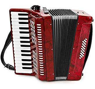 Quel est le meilleur accordéon à touches ? Le Top 10 de 2021 !