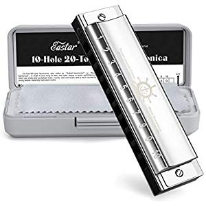 Quel est le meilleur harmonica ? Le Top 10 de 2021 !