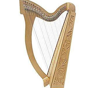 Quelle est la meilleure harpe celtique ? Le Top 10 de 2021 !