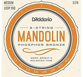 Quelles sont les meilleures cordes mandolines ? Le Top 10 de 2019 !