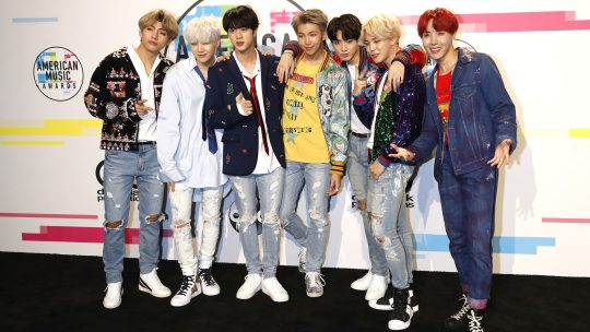 BTS enregistre un nouveau record dans le Guinness