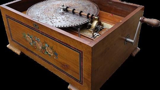 La boîte à musique : un instrument du passé, remis au goût du jour