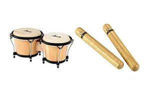 Meilleur Bongo en bois, avis, comparatif, guide d'achat, test, instrument bongo, enfant, bongo prix
